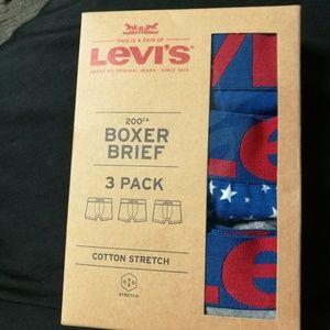 Levi's stylish boxer briefs